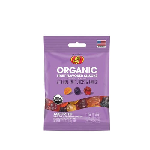 JELLY BELLY COLLATION BIO 60G