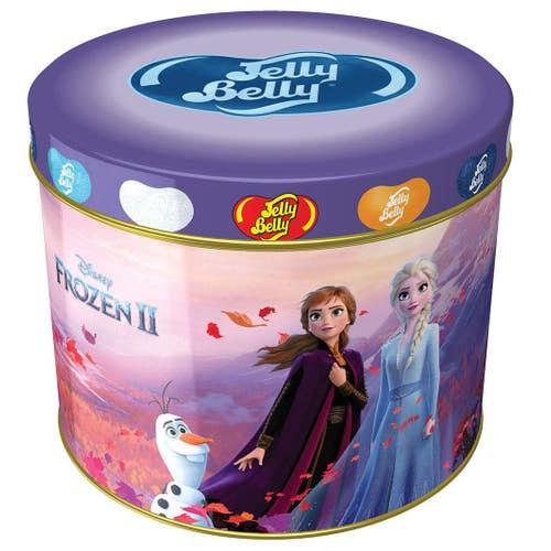 Jelly Belly Boite Métal Frozen