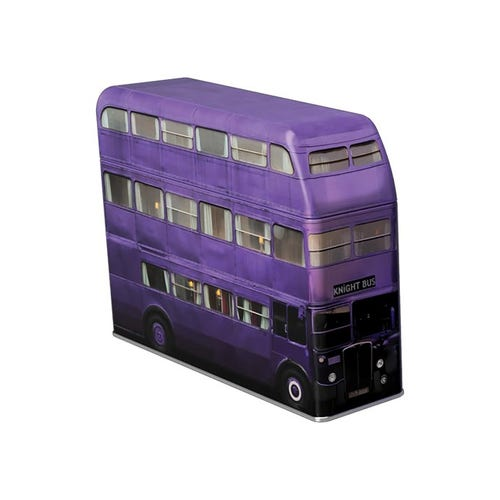 JELLY BELLY AUTOBUS MÉTAL HARRY POTTER