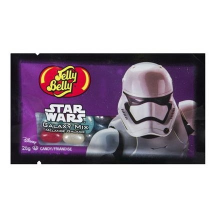 JELLY BEANS STAR WARS ASST