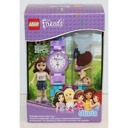 MONTRE LEGO FRIENDS OLIVIA