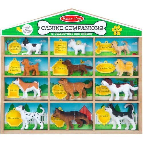 M&D COMPAGNIONS CANINS