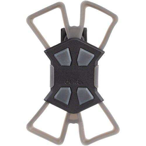 Delta X Support de guidon pour cellulaire - Noir