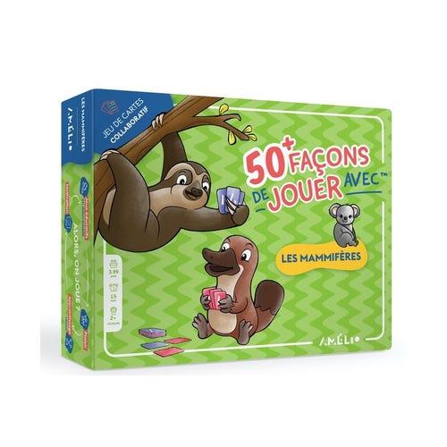 50+ façons de jouer avec les mammifères