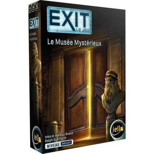EXIT -LE LE MUSÉE MYSTÉRIEUX