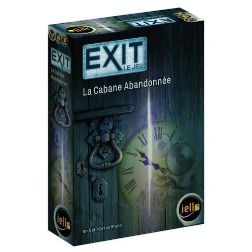 EXIT -LA CABANE ABANDONNÉES