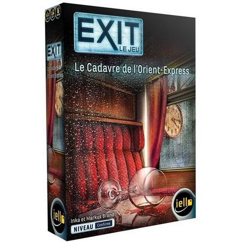 EXIT -LE CADAVRE DE L'ORIENT EXPRESS