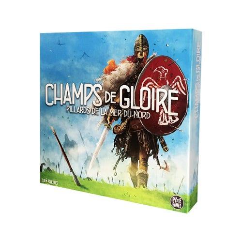 PILLARDS DE LA MER DU NORD -EXPENSION CHAMPS DE GL