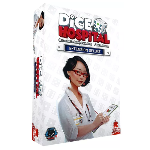 DICE HOSPITAL EXPENSION DELUXE