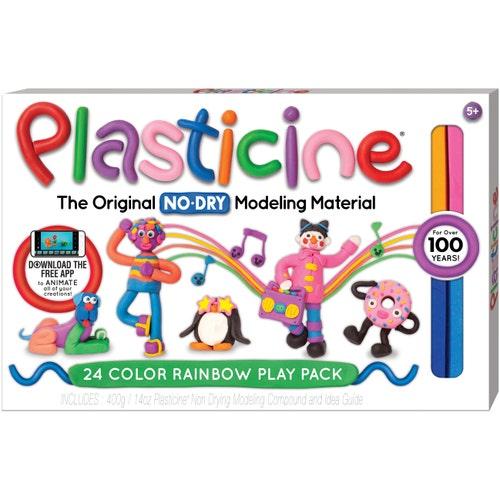 PLASTICINE 24 COULEURS