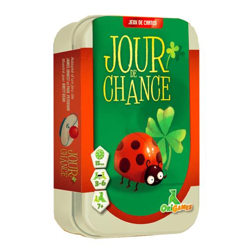 JS JOUR DE CHANCE