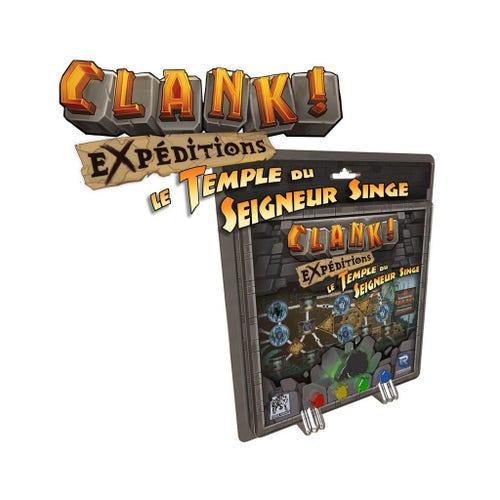 JS CLANK EXPÉDITIONS LE TEMPLE DU SEIGNEUR
