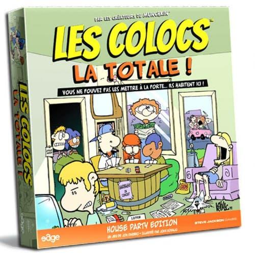 JS LES COLOCS: LA TOTALE***