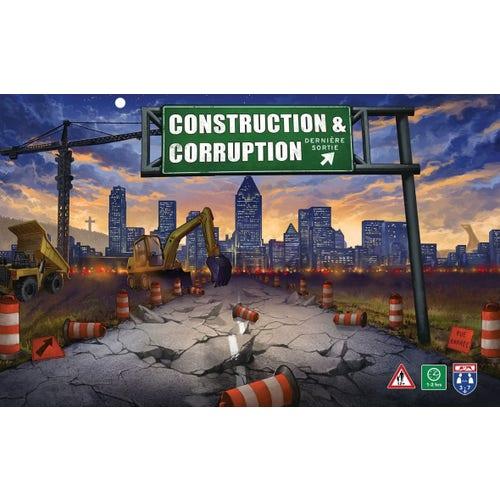 JS CONSTRUCTION & CORRUPTION