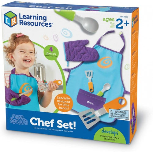TABLIER DE CHEF LEARNING RESOURCES