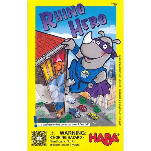 Js Rhino Hero