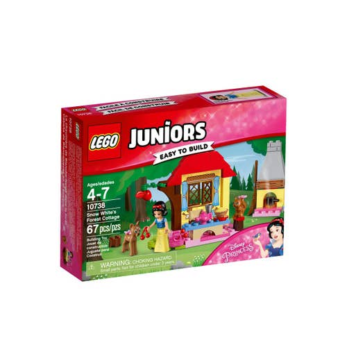 JUNIORS CHAUMIERE BLANCHE-NEIGE