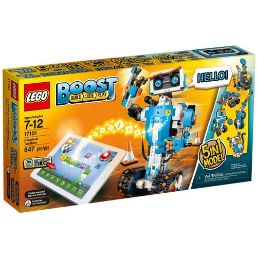 BOOST ROBOT DE PROGRAMATION
