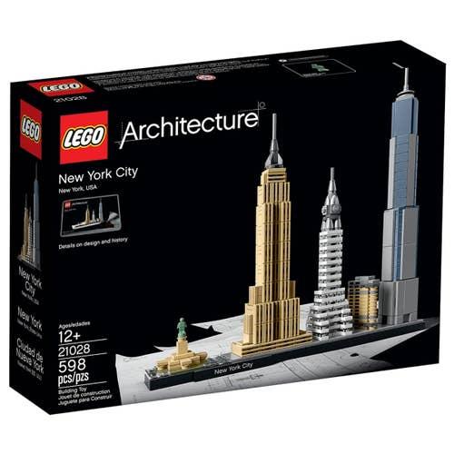 ARCHITECTURE NEW YORK