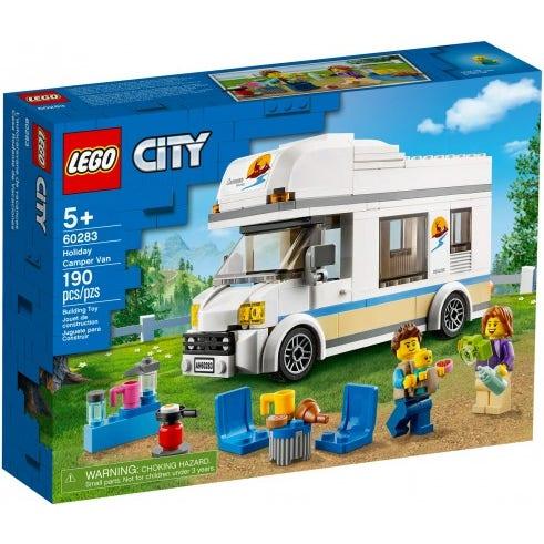 City - Le camping-car de vacances (0121)