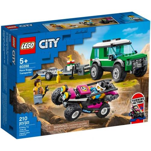 City - Le transport du buggy de course (0121)