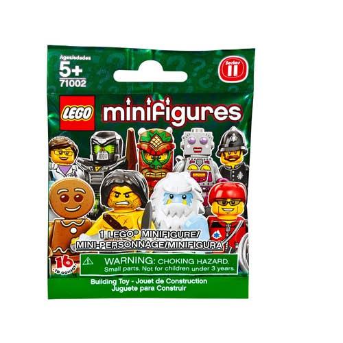 LEGO FIGURINE VOL. 11