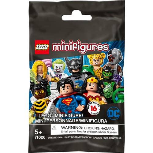 MINIFIGURINES DC SUPER HEROS