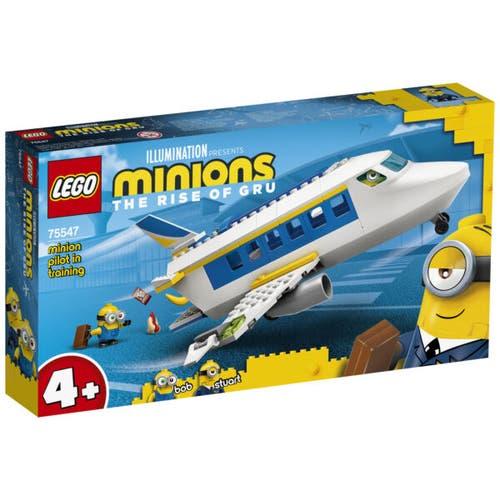 LE PILOTE MINION AUX COMMANDES