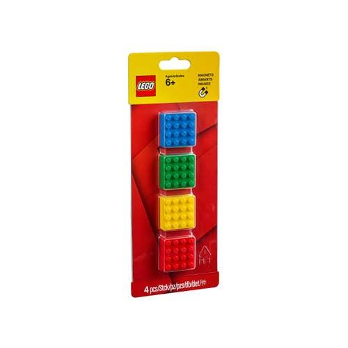 AIMANTS CLASSIQUES EN BRIQUE LEGO 4X4