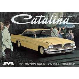 MC PONTIAC 1961 CATALINA 1/25