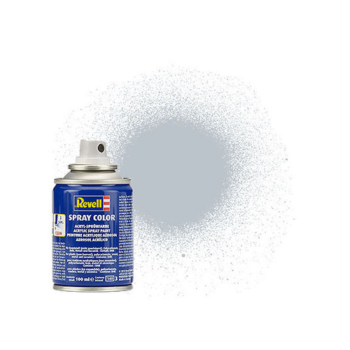 Aérosol aluminium  métallique