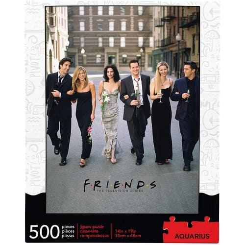 Casse-tête 500 morceaux Friends marriage