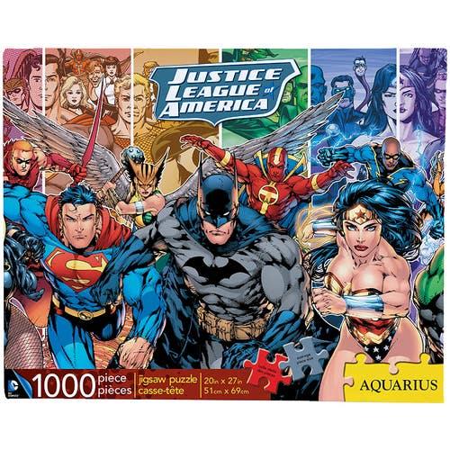 Casse-tête 1000 morceaux DC