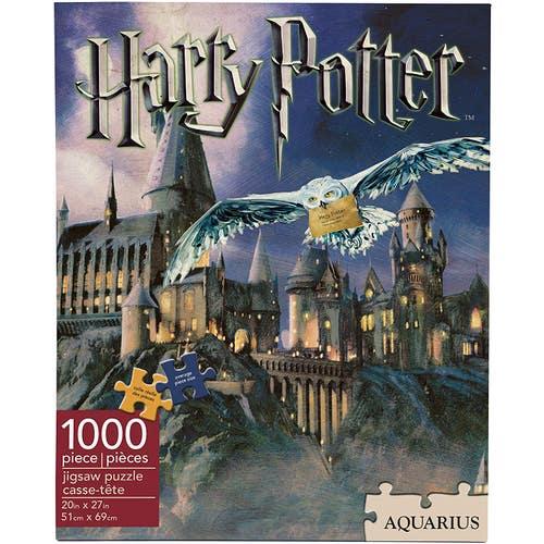 Casse-tête 1,000 morceaux Harry Potter Hogwarts