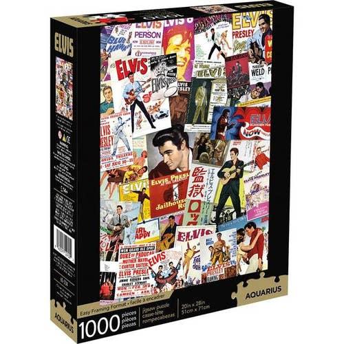 Casse-tête 1,000 morceaux Elvis