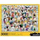 Casse-tête 3,000 morceaux Peanuts Cast