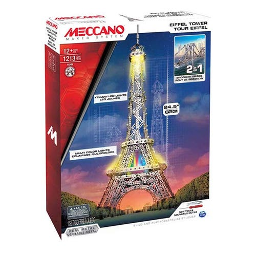 MECCANO ELITE TOUR EIFFEL