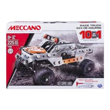 MECCANO ENS 10 MODELES