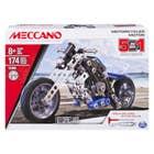 MECCANO MODELE MOTO