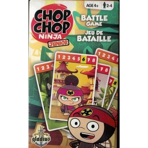 Chop Chop Ninja Jeu De Bataille***